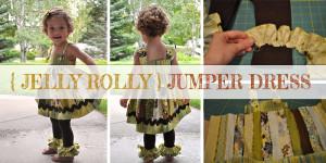 Free Jelly Roll Jumper Dress Pattern
