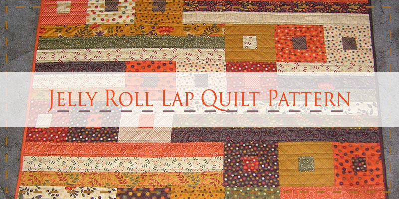 10 Free Jelly Roll Quilt Patterns